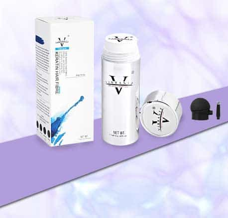 About Vibrantz Keratin Hair Fibres Image