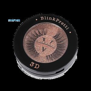 BlinkPretti – 3D Real Mink Handmade Eyelashes
