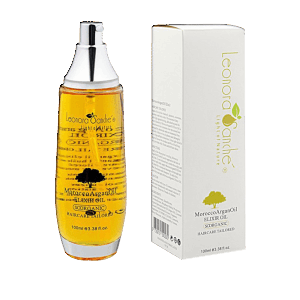 Leonora Sanché  Morocco Argan Hair Elixir Oil – 100 ml