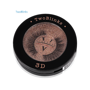 TwoBlinks – 3D Cotton Mink Handmade Eyelashes