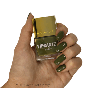 V12 – Green With Envy